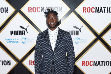 Antonio Brown 2019 Roc Nation THE BRUNCH  - Arrivals