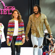 Antonio Cromartie 2020 Off the Field Player's Wives Fashion Show