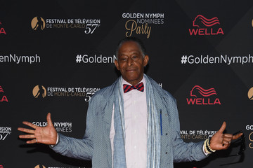 Antonio Fargas 57th Monte Carlo TV Festival : Day 4