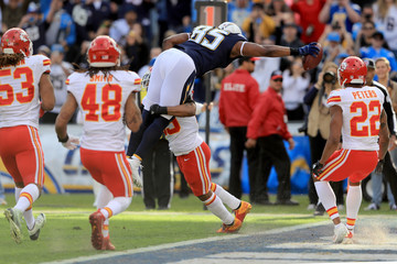 Antonio Gates Kansas City Chiefs v San Diego Chargers