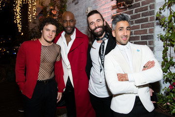 Antonio Marziale Premiere of Netflix's 'Queer Eye' Season 1 - After Party