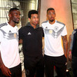 Antonio Ruediger Germany and Adidas Present the New Kit for the 2018 FIFA World Cup Russia
