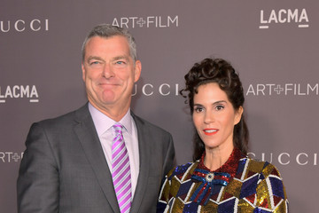 Antony Ressler 2017 LACMA Art + Film Gala Honoring Mark Bradford and George Lucas Presented by Gucci - Red Carpet