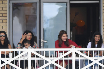 Anushka Sharma England vs. India: Specsavers 3rd Test - Day Five