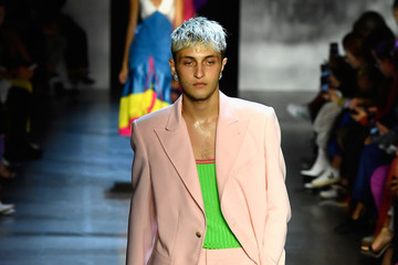 Anwar Hadid Prabal Gurung - Runway - September 2018 - New York Fashion Week: The Shows