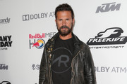 """Actor Lorenzo Lamas arrives at the """"On Any Sunday, The Next Chapter,"""" a film from Red Bull Media House, premiere at Dolby Theatre on October 22, 2014 in Hollywood, California.  The film releases nationwide on November 7."""