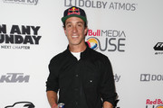 "Athlete / cast member Robbie Maddison arrives at the ""On Any Sunday, The Next Chapter,"" a film from Red Bull Media House, premiere at Dolby Theatre on October 22, 2014 in Hollywood, California.  The film releases nationwide on November 7."