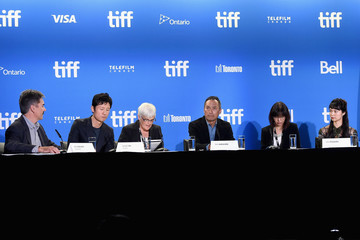 Aoi Miyazaki 2016 Toronto International Film Festival - 'Rage' Press Conference