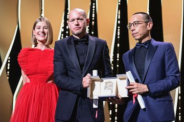 Apichatpong Weerasethakul Closing Ceremony - The 74th Annual Cannes Film Festival
