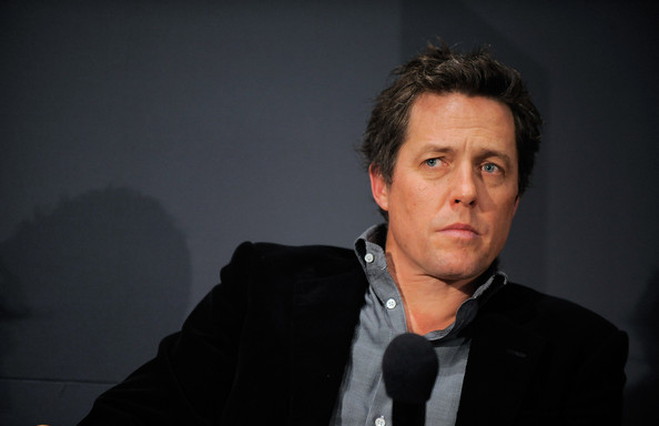 (Getty Images)more pics »Hugh Grant's got a strange New Year's resolution: ...