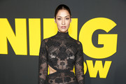 """Janina Gavankar attends Apple's global premiere of """"The Morning Show"""" at Josie Robertson Plaza and David Geffen Hall, Lincoln Center for the Performing Arts on October 28, 2019 in New York City. """"The Morning Show"""" debuts November 1 on Apple TV+, available on the Apple TV app. (Photo by Brian Ach/Getty Images for Apple TV+)"""