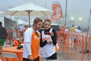April Bowlby The Rock 'n' Roll Los Angeles Halloween Half-Marathon