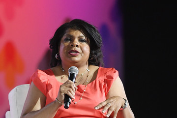 April Ryan 2017 ESSENCE Festival Presented By Coca-Cola Ernest N. Morial Convention Center - Day 1