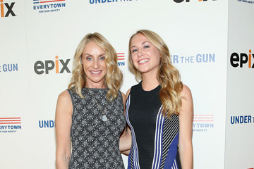 Aquinnah Kathleen Fox Under the Gun NY Premiere Event With Katie Couric & Stephanie Soechtig