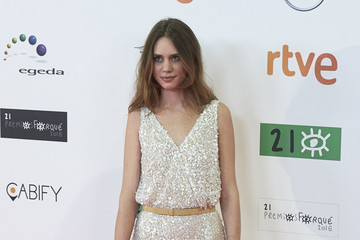 Arantxa Martin Jose Maria Forque Awards 2015 - Red Carpet