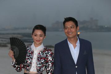 Archie David Kao Celebs Love the Chanel Cruise Collection