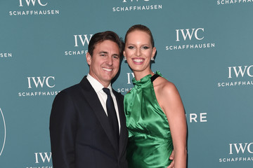 Archie Drury IWC Schaffhausen At SIHH 2019 - Gala Red Carpet