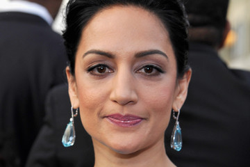 Archie Panjabi 45th NAACP Image Awards Presented By TV One - Red Carpet