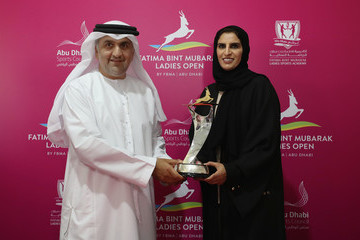 Aref Al Awani Fatima Bint Mubarak Ladies Open - Previews