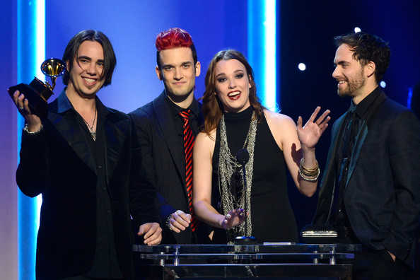 Arejay hale pictures the 55th annual grammy awards pre - Lzzy hale boyfriend ...