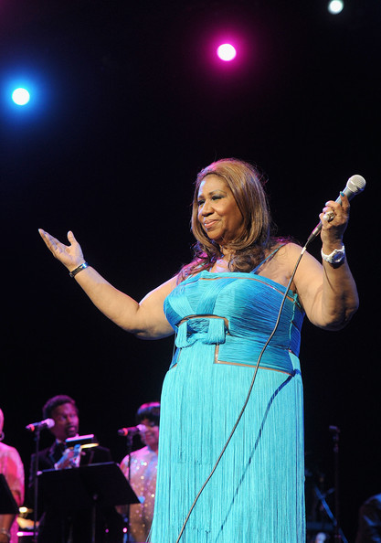 Aretha Franklin In Concert []