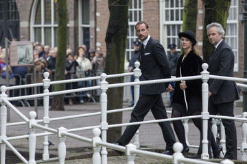 Ari Behn Prince Friso of The Netherlands Memorial Service