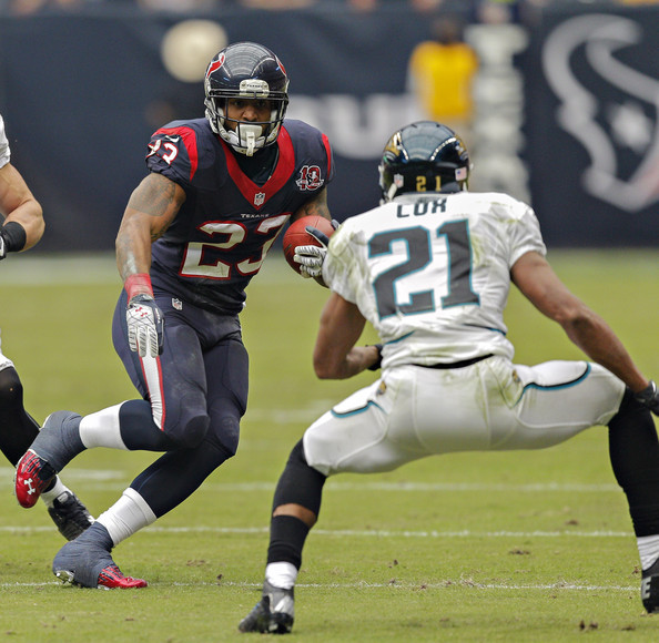 Arian foster and derek cox photos photos zimbio for Cox houston
