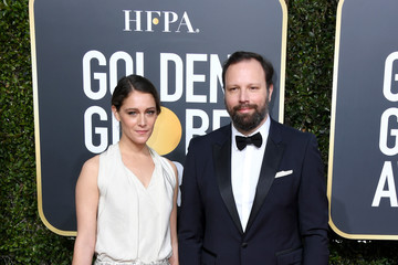 Ariane Labed 76th Annual Golden Globe Awards - Arrivals