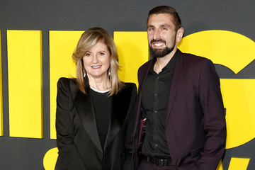 """Arianna Huffington Apple's """"The Morning Show"""" Global Premiere"""