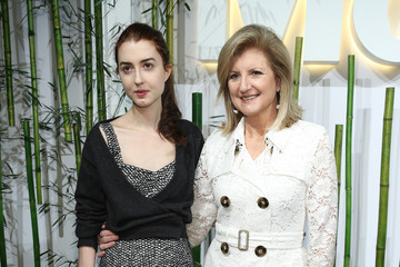 Arianna Huffington Isabella Huffington Museum of Modern Art's 2015 Party In The Garden - Arrivals