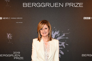 Arianna Huffington Fourth Annual Berggruen Prize Gala Celebrates 2019 Laureate Supreme Court Justice Ruth Bader Ginsburg In New York City - Arrivals