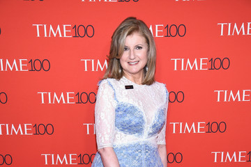 Arianna Huffington 2017 Time 100 Gala - Red Carpet
