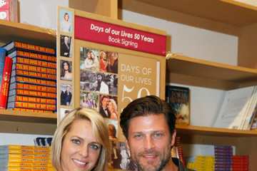 Arianne Zucker Greg Vaughan 'Days of Our Lives' Book Signing