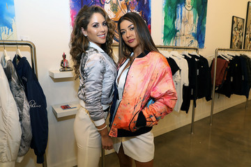 Arianny Celeste Brittney Palmer's 'No Agency' Art Show + Shop at Art Basel Miami 2017