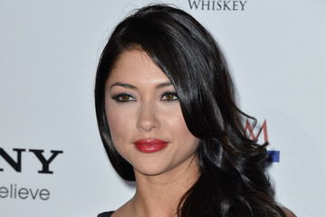 Arianny Celeste Celebs at the Maxim Hot 100 Party