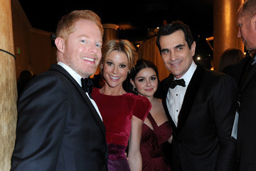 Ariel Winter Ty Burrell Golden Globe Awards Cocktail Party