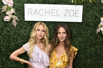 Arielle Charnas Rachel Zoe Collection Summer Dinner At Moby's East Hampton