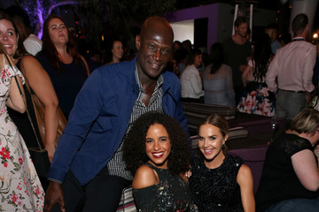 Arielle Kebbel Entertainment Weekly Hosts Its Annual Comic-Con Party at FLOAT at The Hard Rock Hotel — Inside