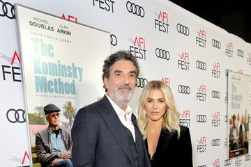Arielle Mandelson Los Angeles Premiere Of 'The Kominsky Method' At AFI Fest At TCL Chinese Theater