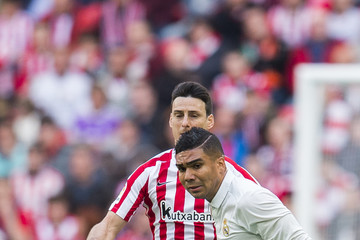 Aritz Aduriz Athletic Club v Real Madrid CF - La Liga