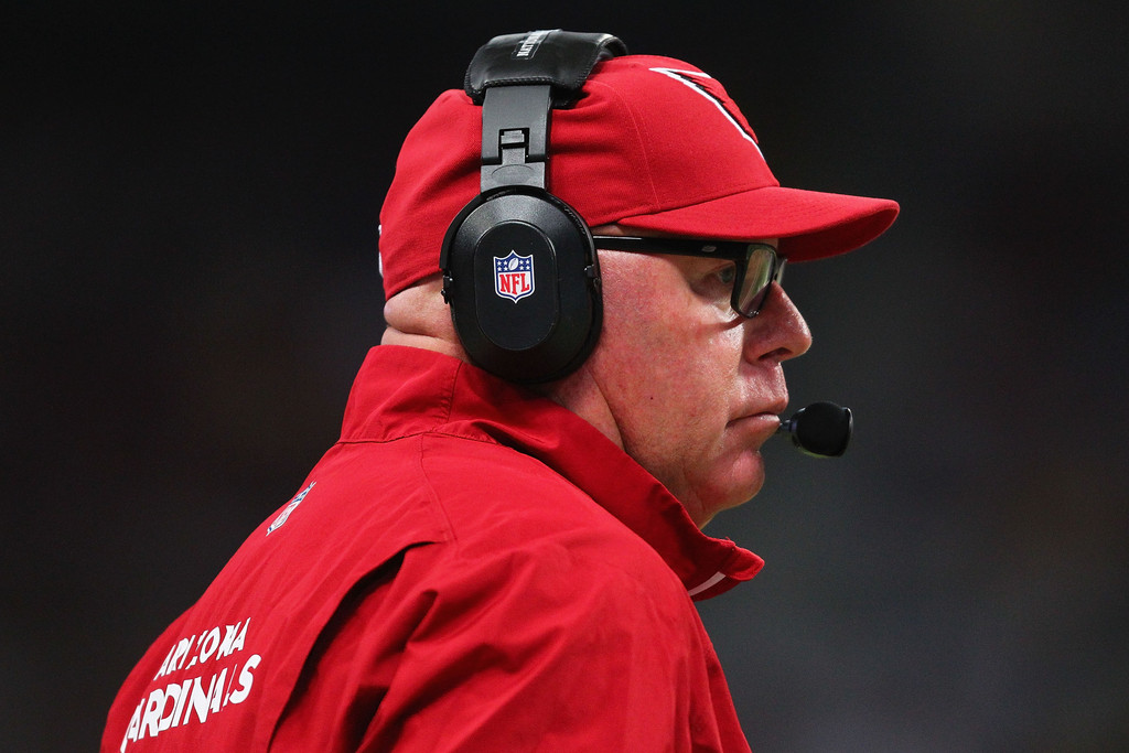 Bruce Arians in Arizona Cardinals v St Louis Rams - Zimbio