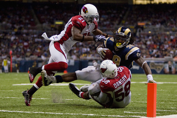 Dansby Arizona Cardinals Arizona Cardinals v st Louis