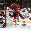 Mike Smith and Keith Yandle Photos