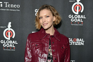 Arizona Muse 2019 Global Citizen Prize at The Royal Albert Hall - Red Carpet