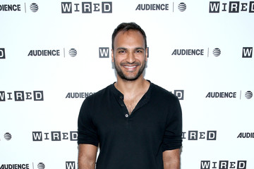 Arjun Gupta 2017 WIRED Cafe at Comic Con, Presented By AT&T Audience Network - Day 2