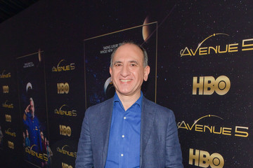 "Armando Iannucci Premiere Of HBO's ""Avenue 5"" - Red Carpet"