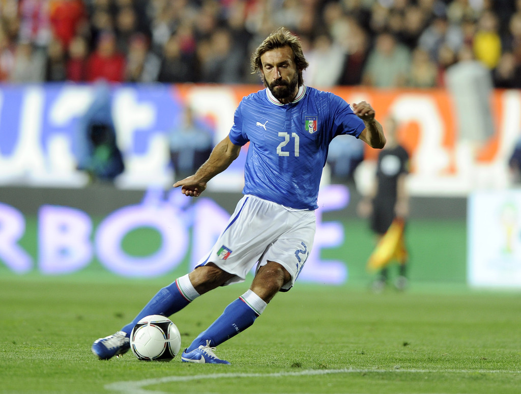 Source: Andrea Pirlo set to join NYCFC of MLS on Friday ...  |Pirlo