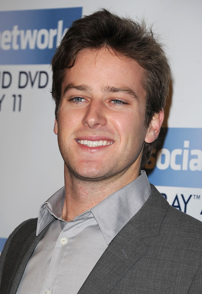 ARMIE HAMMER SHIRTLESS - Page