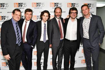 Armie Hammer Luca Guadagnino 55th New York Film Festival - 'Call Me by Your Name'