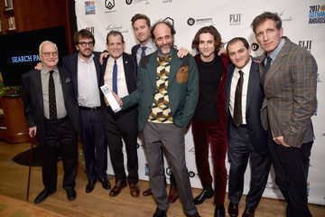 Armie Hammer Luca Guadagnino The 2017 IFP Gotham Independent Film Awards Co-Sponsored By FIJI Water